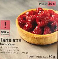 Tartelette Framboise - Product