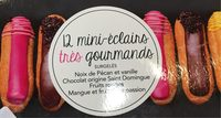 Mini eclairs tres gourmands - Product