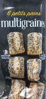 Petits pains multigraines - Produit
