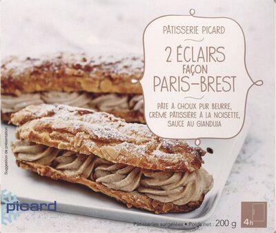 2 Éclairs Façon Paris-Brest - Product