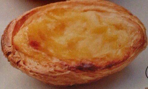 4 Pasteis de nata - Produit - fr