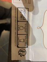 4 Pasteis de nata - Instruction de recyclage et/ou informations d'emballage - fr