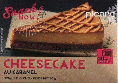 Cheesecake au caramel - Product