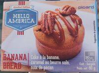 Banana Bread - Product - fr