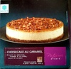 Cheesecake au caramel - Product