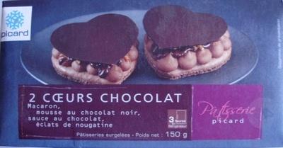 2 Cœurs Chocolat - Product - fr