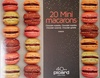 20 mini macarons - Product