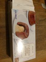 Moelleux Chocolat et Chocolat Blanc - Produit