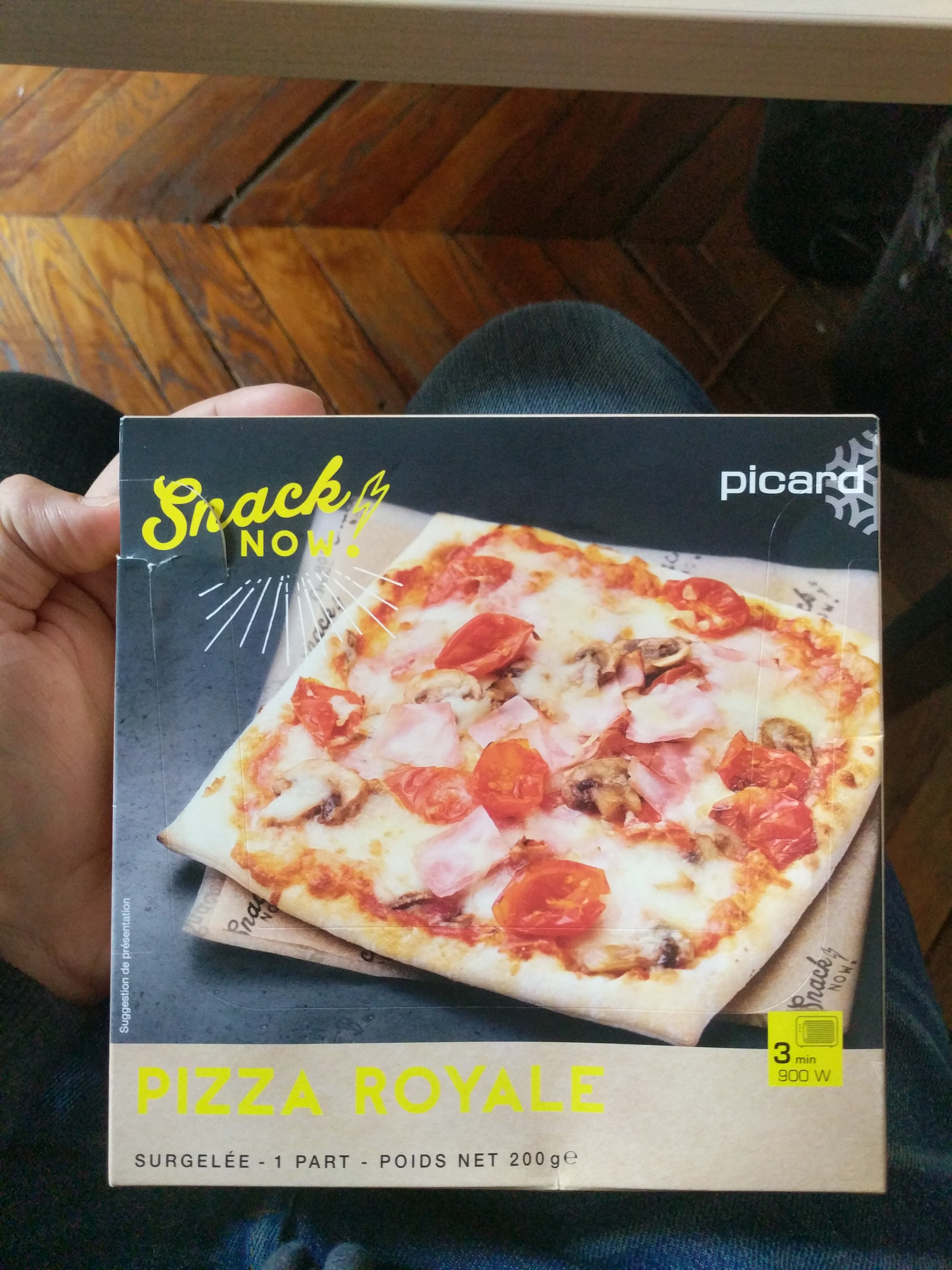 1 Pizza Royale - Produit - fr