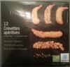 12 crevettes apéritives - Produit