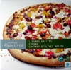 Les Pizzas Créatives (Légumes grillés, chèvre, chutney d'olives noires) - Produit