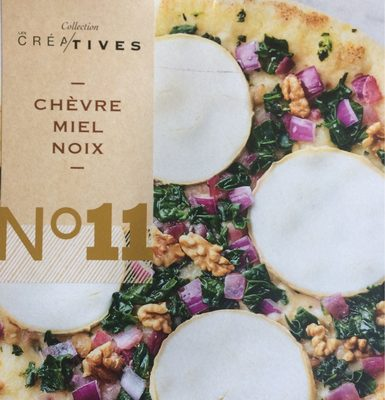 Pizza chèvre miel noix - Product