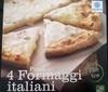 Pizza 4 Formaggi Italiani - Product