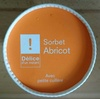 Sorbet Abricot - Product