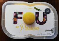 Sorbet FOU de Passion - Produit