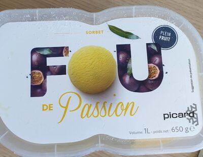 Sorbet Passion - Prodotto - fr