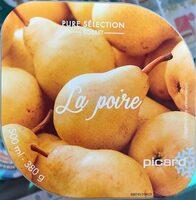La poire - Produit - fr