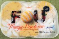 FOU de Mangue-Noix de Coco - Produit - fr