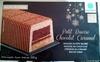 Bûche pâtissière Petit beurre Chocolat - Caramel - Product