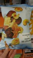A l heure de chips de légumes - Product - fr