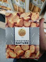 Croûtons nature - Produit
