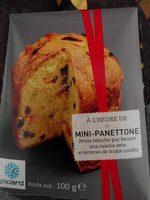 Mini-panettone - Product - fr