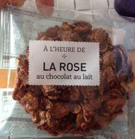 La rose au chocolat au lait - Product
