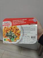 Gnocchis au chèvre et aux épinards - Producto - fr