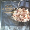 Poêlée de ravioles poulet champignons - Produit