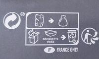 Cannelloni ricotta épinard et sauce tomate - Instruction de recyclage et/ou informations d'emballage - fr