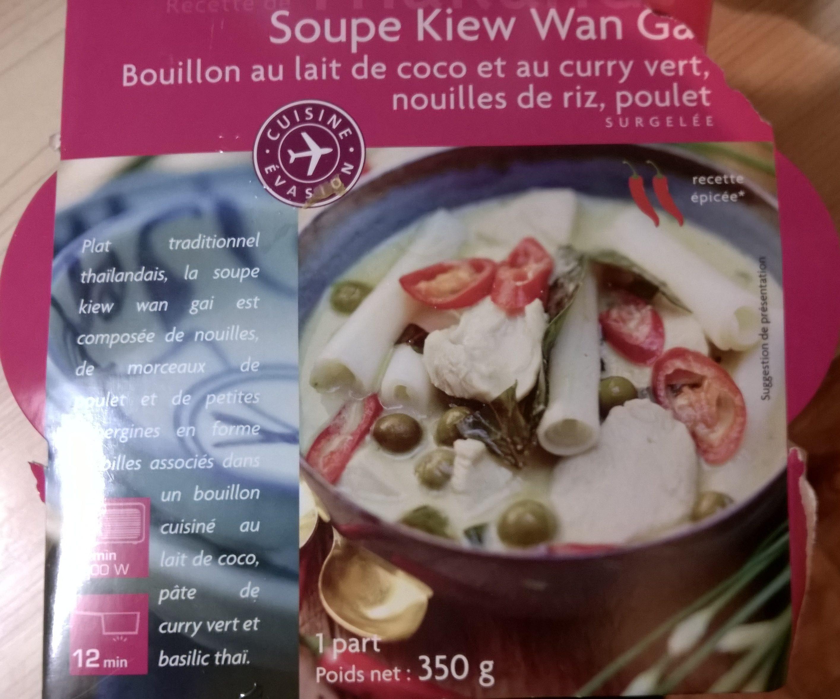 Soupe Kiew Wan Gai - Product - fr