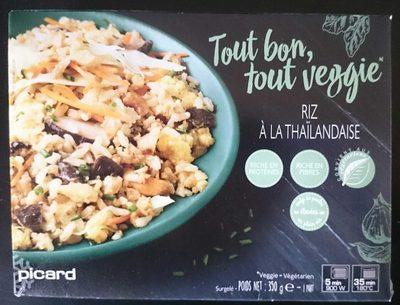 Riz à la Thaïlandaise (Veggie) - Produkt - fr