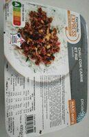Chili con carne et riz - Prodotto - fr