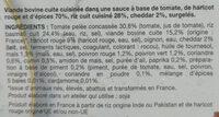Chili con carne et riz - Ingredienti - fr