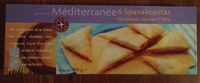 Feuilletés epinard fromage - Produit