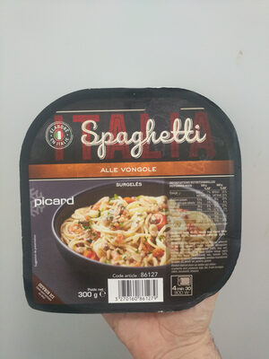 Spaghetti Alle Vongole - Produit - fr
