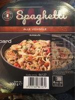 Spaghetti alle vongole - Produit