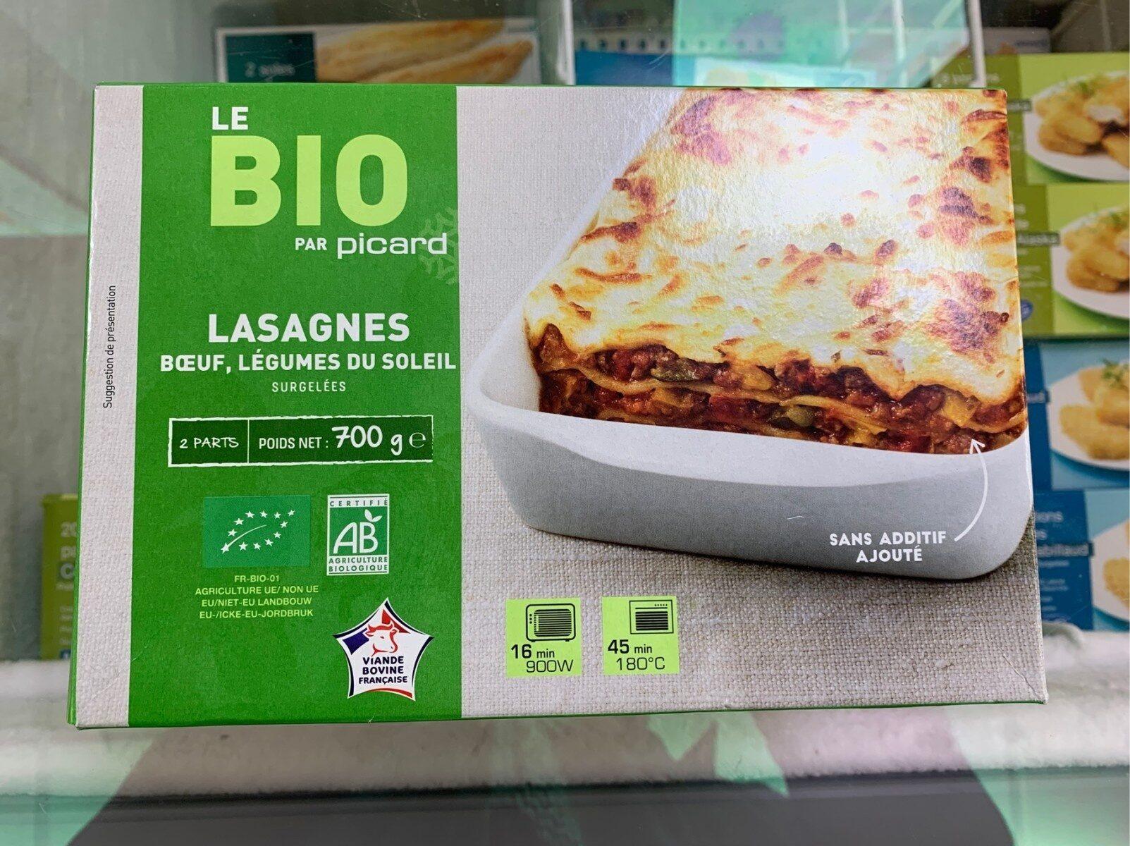 Lasagnes - Prodotto - fr