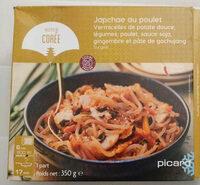 Japchae au poulet - Produit - fr
