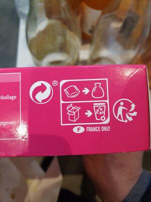 Poulet pandan et riz cuisiné - Instruction de recyclage et/ou informations d'emballage - fr