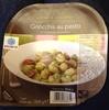 Gnocchis au pesto et tomates marinées - Product