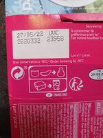 Pad thaï - Instruction de recyclage et/ou informations d'emballage - fr