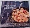 Pâtes, poulet et légumes à la provençale - Product