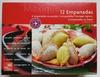 12 Empanadas - Produit