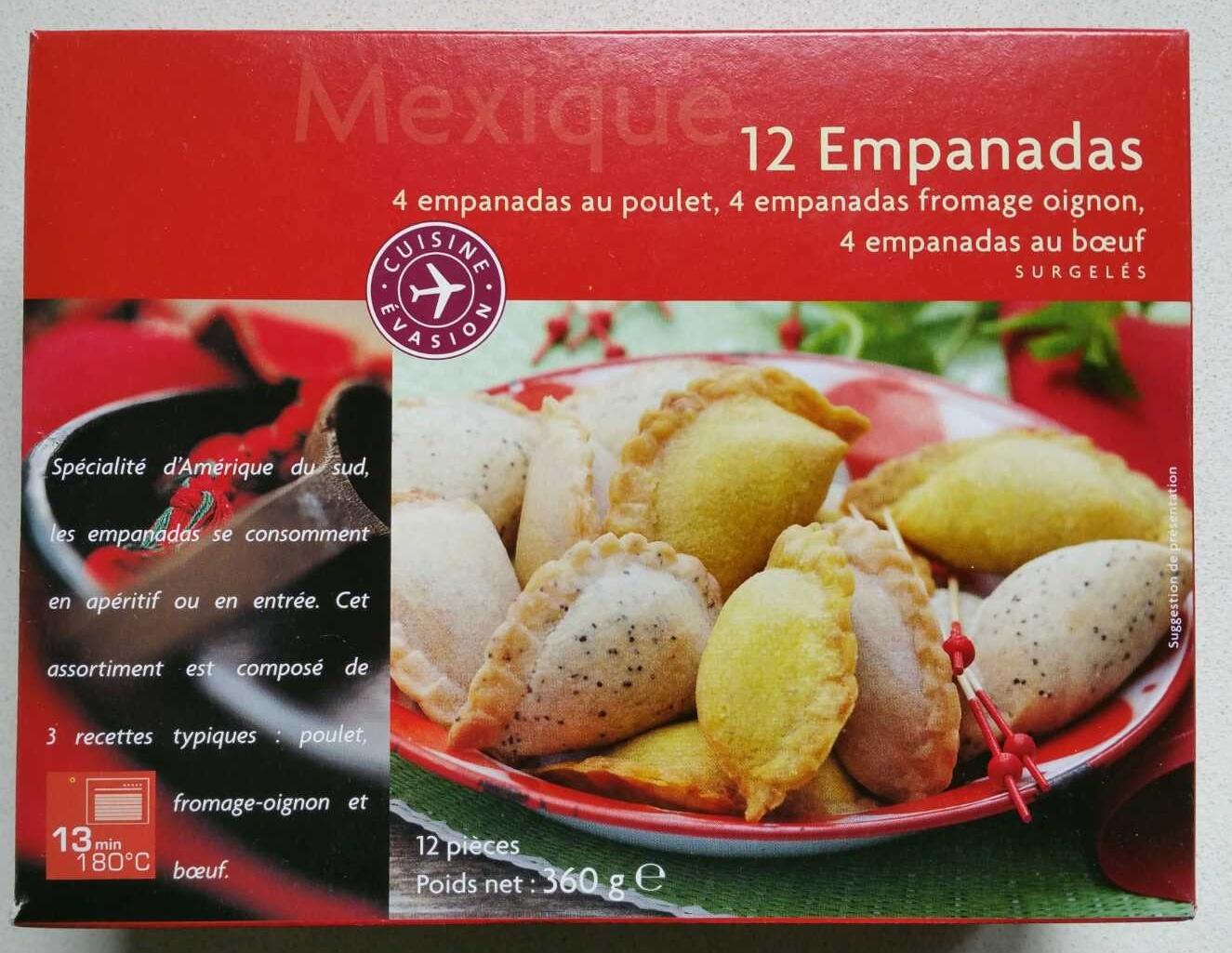 12 Empanadas - Product
