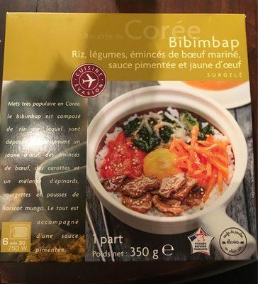 Bibimbap - Product