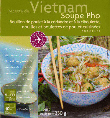 Soupe pho - Product - fr