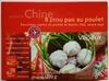 8 jirou pao au poulet - Produit