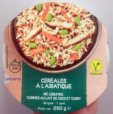 Céréales à l'asiatique - Produit - fr