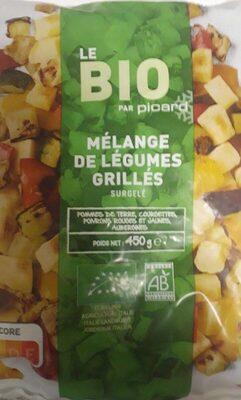 Mélange de légumes grillés - Prodotto - fr